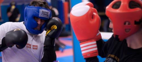 TEDEN Kickboxa