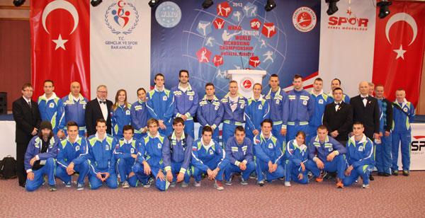 Kickboxing-reprezentanca-Slovenije