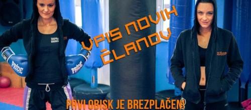 VPIS NOVIH ČLANOV