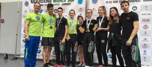 24. Svetovni pokal v kickboxingu, Madžarska 2018