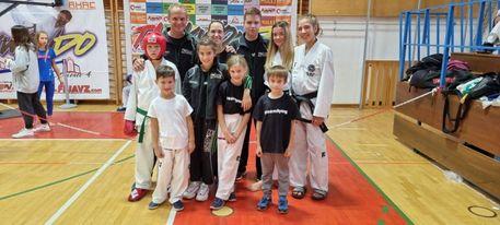DRŽAVNO PRVENSTVO v taekwondoju